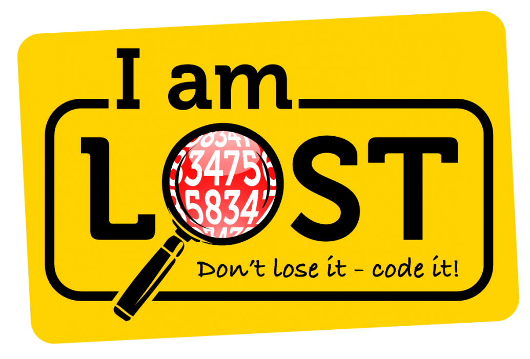 I am Lost Logo