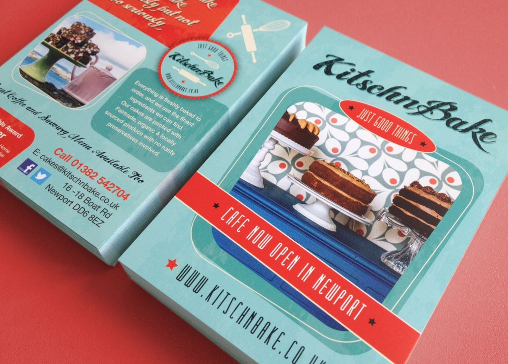 KitschnBake Leaflet