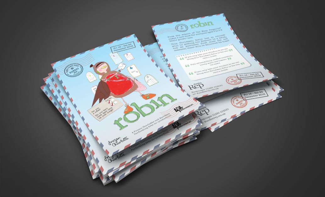 Rep Christmas Leaflets