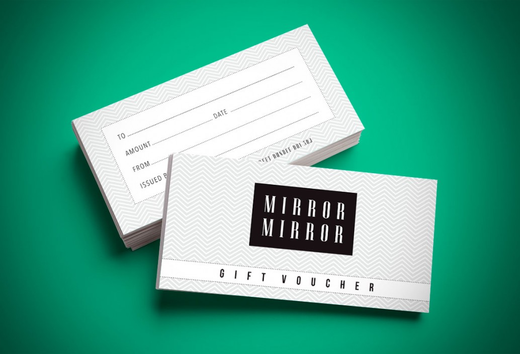 Mirror Mirror Stationery