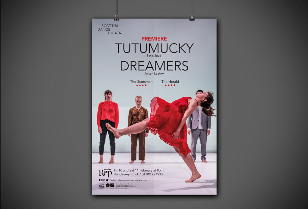 SDT Tutumucky & Dreamers Poster