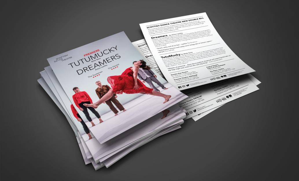 SDT Tutumucky & Dreamers Leaflet