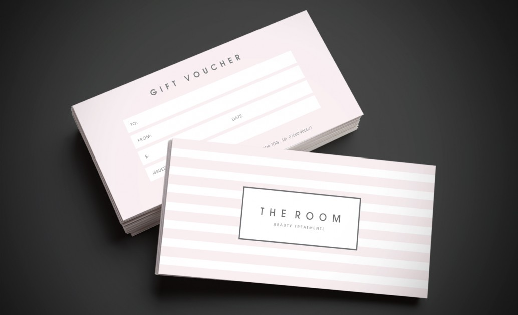 The Room Gift Voucher